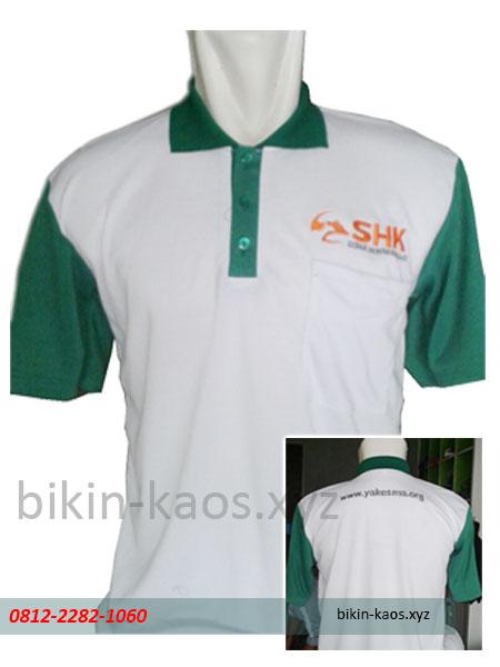 Bikin Kaos Polo Murah