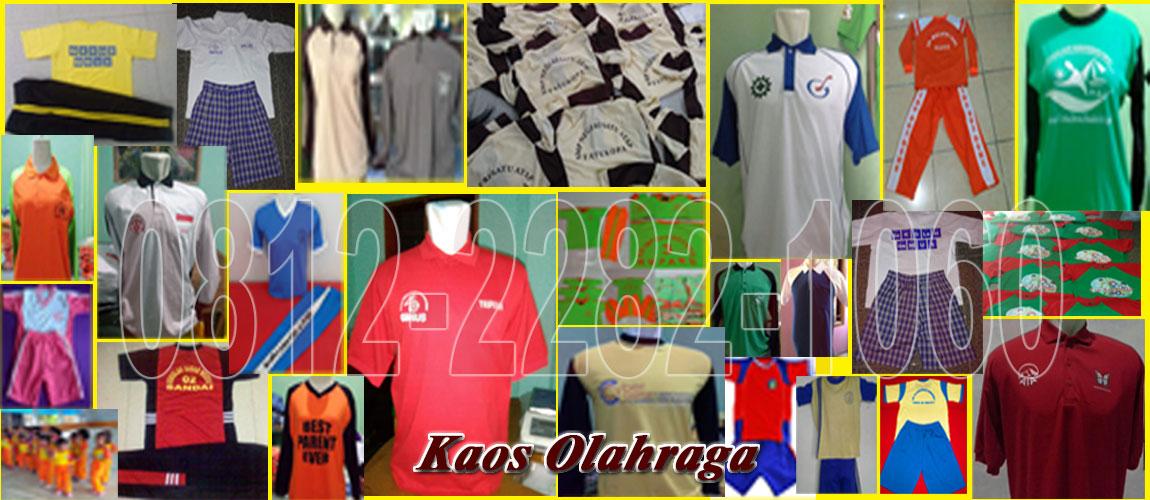 jual kaos seragam olahraga sekolah di Tangerang