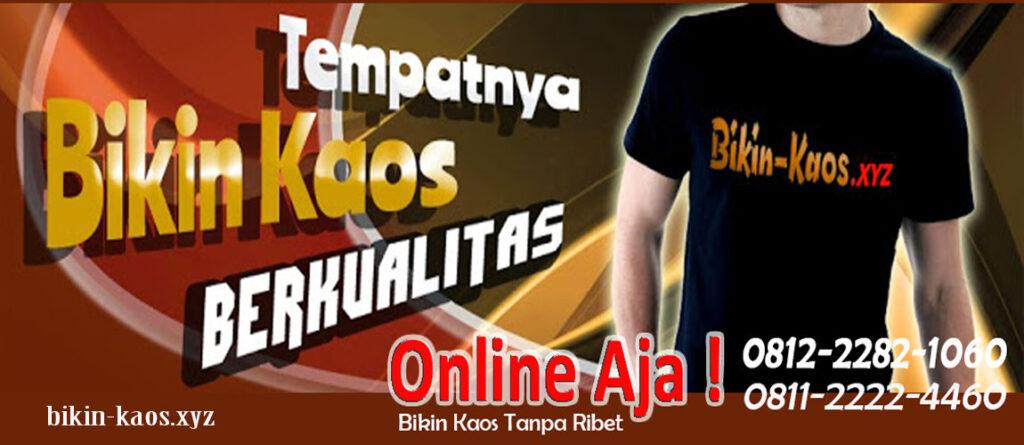 tempat bikin kaos olahraga murah online di Tangerang